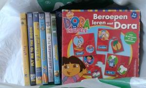 puzzels en dvd's voor de naschoolse opvang